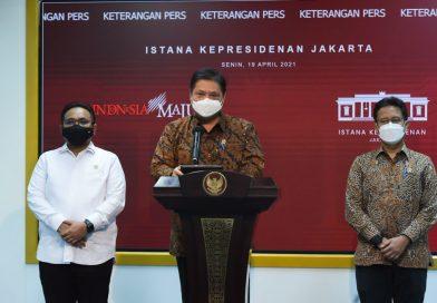 Efektif Tekan Laju Pandemi, Pemerintah Perpanjang dan Perluas PPKM Mikro Hingga 3 Mei